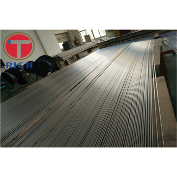 DIN2391 ST35 ST52 Seamless Carbon Steel Pipe