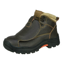 Waterproof Safety Shoes with Rubber Sole