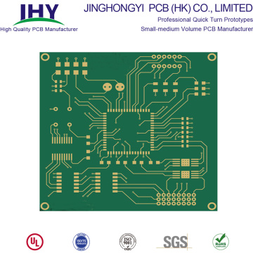 Custom Custom 10 Layer FR4 PCB Board Blind Hole Enterrado HDI PCB Factory