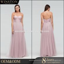 Новый роскошный высокое качество оптовая вечерние платья