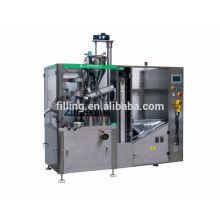 ZHNG-100A Высокоскоростная автоматическая машина для наполнения и укупорки труб для пластиковых и алюминиевых труб