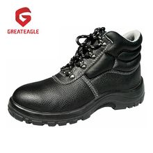 Steel Toe Cap and Steel Midsole Safety Shoes
