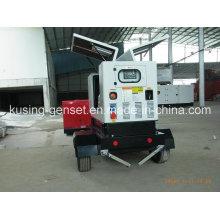 Pk30080 portable Mobile Trailer Diesel Silent Soundproof Generator Series