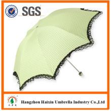 Fabrik direkt billig Custom Made Lace Sonnenschirm Regenschirm für Förderung