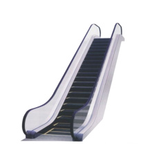 Portable Home Electric Eevator Escalator 0.5m/s Handrail Escalator And Moving Walk With Long Service Life For Indoor Use
