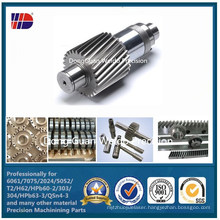 China Supplier Stainless Steel Gear Manufacturing (WKC-108)