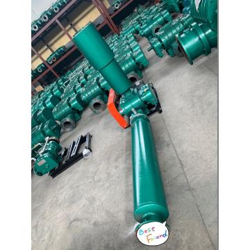 Roots Air Blower para transporte de partículas