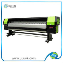 Impressora de grande formato do leito