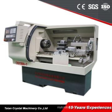 China Cnc-Drehbank Drehmaschine CK6136A-1 Luft Chuck Drehmaschine