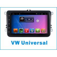 Sistema Android de coches de DVD para VW Universal de 8 pulgadas