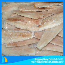 Pate de poisson congelé ultra-marin congelé Fruits de mer frais avec un prix parfait