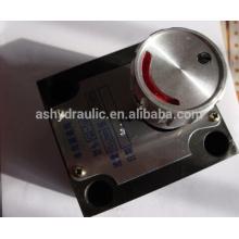 Válvula de controle de fluxo hidráulico Q-H8,Q-H10,Q-H20,Q-H32,QA-H8,QA-H10,QA-H20,QA-H32