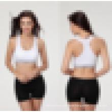 Seamless Sports Bra Yoga Fitness Padded Stretch Workout Top Tank