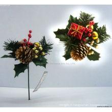 Accessoires Décoratifs en sapin de Noël