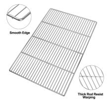 Stainless Steel Outdoor BBQ Grill Grate Wire Mesh