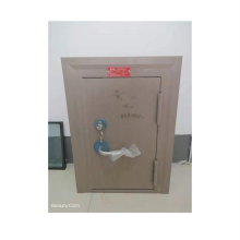 Free shipping EN1634 fire resistant door 2100cmx90cm fire proof wood door fire door gasket