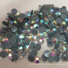 Ss20 Crystal Ab Hot Fix Rhinestones for Garment Accessories