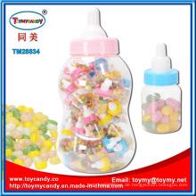 Plastic Babyflasche Spielzeug mit Jellybean