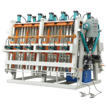 Hydraulic Woodworking Composer with Track Movement Type