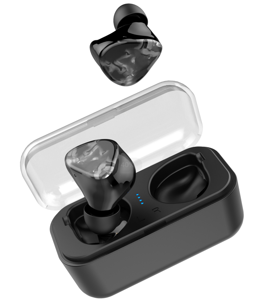 High-Fidelity Sound True Wireless Earbuds