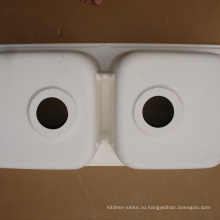 Лучшие скидка дешевый химикат упорный круглый угол кухня раковина