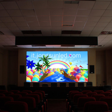Risoluzione video wall a LED P5