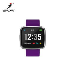 2019 New Color Display Full Screen Multi-touch and Smart Bracelet for Heart Rate and Blood Pressure Measurement