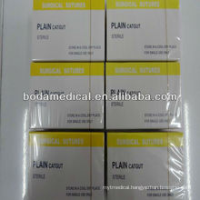 suture pack disposable for single use