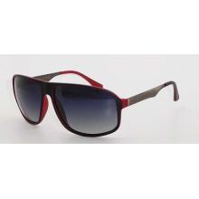 Kundenspezifische polarisierte Sonnenbrille aus Kunststoff für Männer
