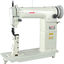 Zuker Single/Double Needle Post-Bed Shoes Sewing Machine (ZK810/820)