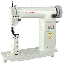 Zuker duplos/agulha pós-cama sapatos máquina de costura (ZK810/820)