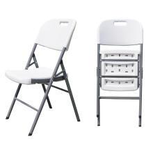 Metal Plastic Folding Chair