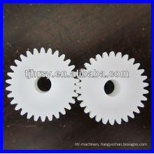 OEM plastic/POM gear 0.6, 0.8,1 module