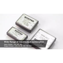 ODM Mean Well Output Step Down DCDC Converter