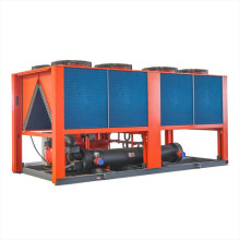 Integrated Air Cooled Screw Chiller Air Cooler