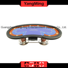 Bean 2 Generation Upgrade Texas Poker Casino Table (YM-TB013)