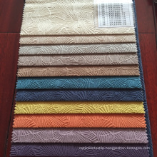China Supplier New Design Polyster Burnout Velvet Fabric for Sofa
