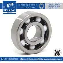 6302 High Temperature High Speed Hybrid Ceramic Ball Bearing