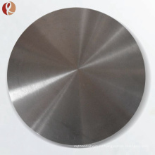 Использовать высокое качество обработки поверхности медицинских титановых диска