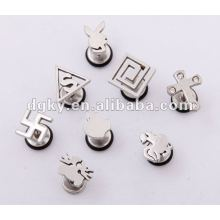 Fashion surgical steel ear expander ear stretching jewelry