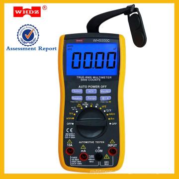 digital Automotive multimeter,auto range multimeter WH5000C