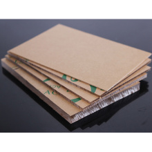 Clear Cast Acrylic Sheets Double Side Paper Marking