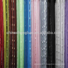 Nouveaux rideaux à rayons colorés les plus vendus pour les tableaux de scène