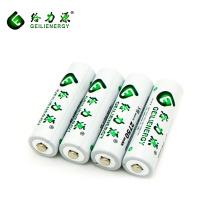 Geilienergy Brand 1.2v baterías recargables 2550 mah ni mh batería para juguetes