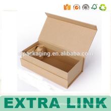 Verschluss-Parfümverpackungs-Deckel-Papiergeschenkbox mit Magneten