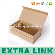 Closure Perfume Packaging Lid Paper Gift Box With Magnet