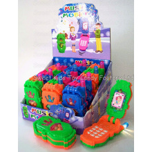 Flash Musical Mobile Phone Toy Candy (110601)