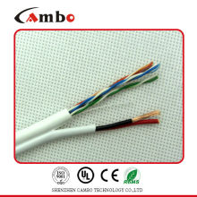 net cable cat5e with power corda