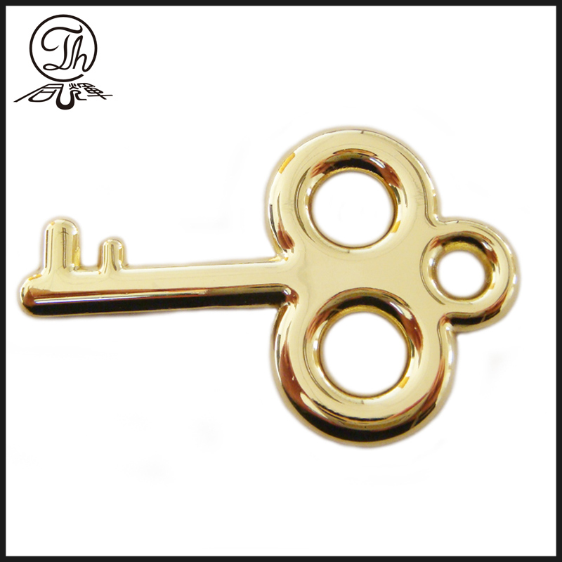 key shape alloy Keychains
