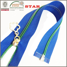 Nylon Zipper pour sac de haute qualité (# 3)